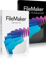 FileMaker 12 Server och Server 12 Advanced